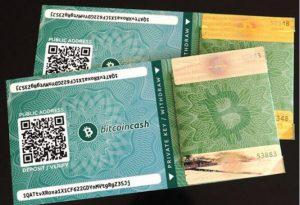 比特币纸质钱包