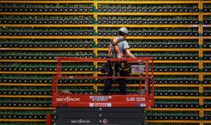 俄罗斯:加密货币挖矿公司数量增加15%,已提供就业岗位35万个